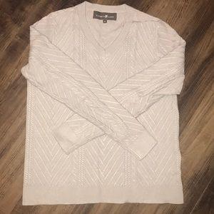 Sweaters - Brand New Grey Sweater!! Beautiful texture!!